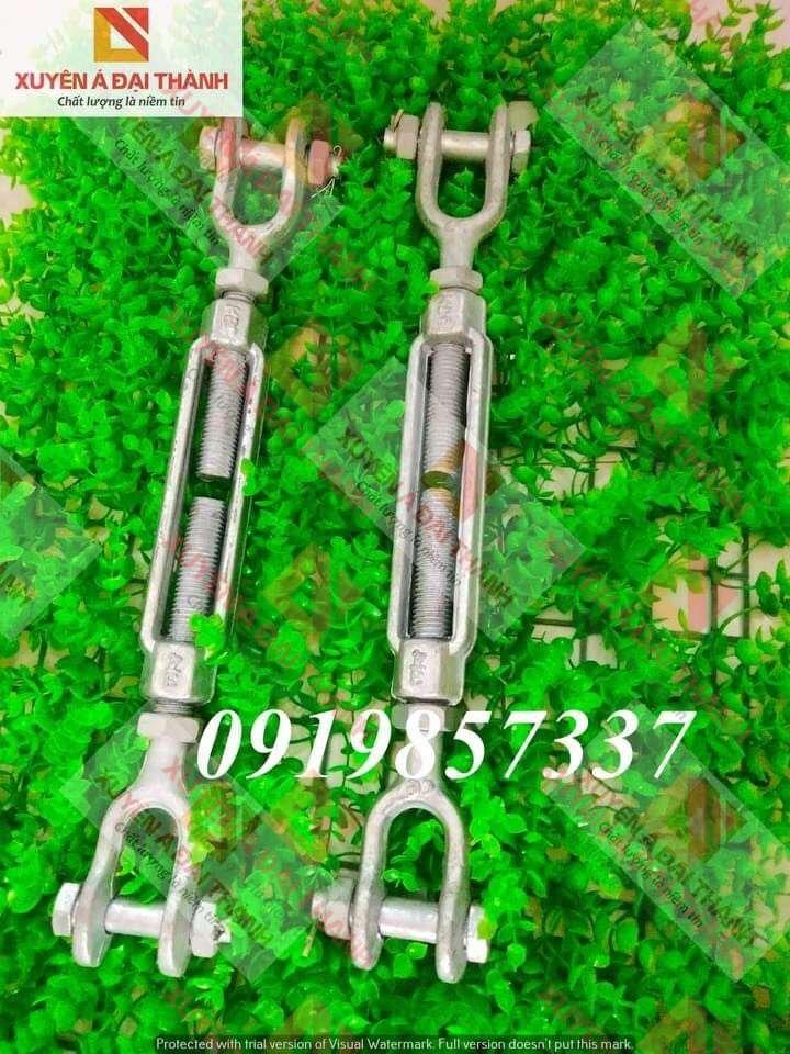 Tăng Đơ Thép M70 ( 70mm ) 2 Đầu Ma Ní DaiChang Hàn Quốc