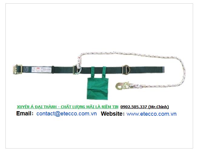 Bộ dây an toàn Haru Nhật - HC-12 - Móc Trung Bình