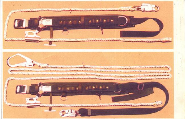 Bộ dây an toàn quàng trụ điện Haru Nhật - HC-113A và HC-113B