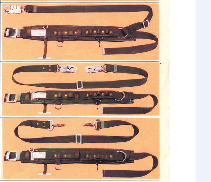 Bộ dây an toàn Haru Nhật - HC-113c và HC-113D và HC-113T