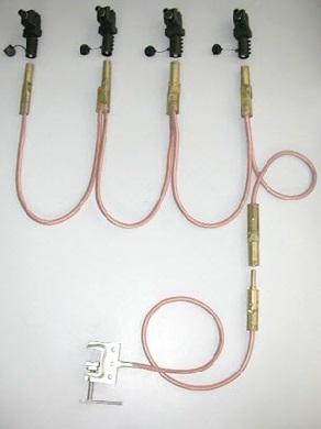 Bộ tiếp đất lưu động hạ thế dùng cho dây bọc cách điện - XADT