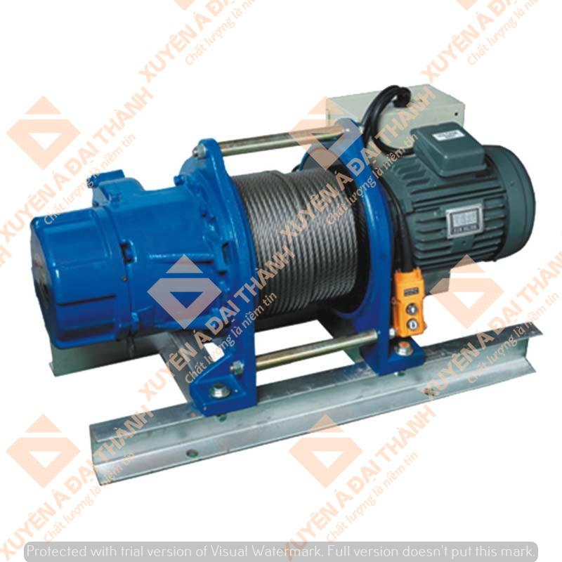 Tời điện 1 tấn 3 pha Đài Loan KIO WINCH GG-1000