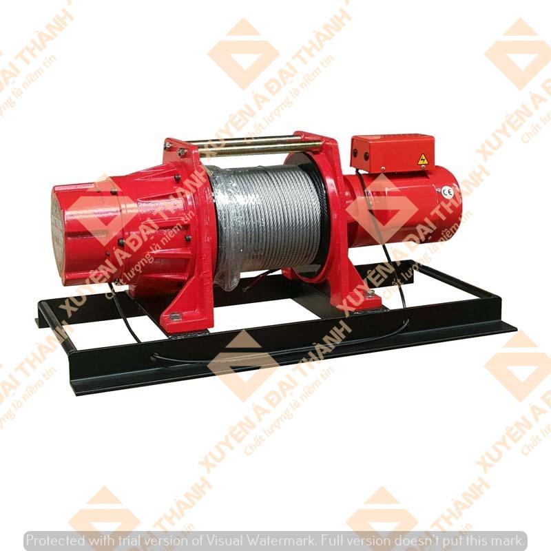 Máy tời điện 500kg chính hãng Đài Loan KIO Winch GG-501