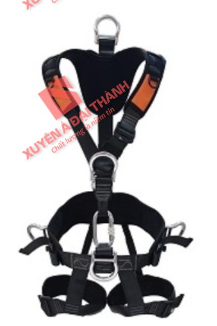 Dây Đai An Toàn Toàn Thân Đài Loan - Thương Hiệu Haru - Model HC-508