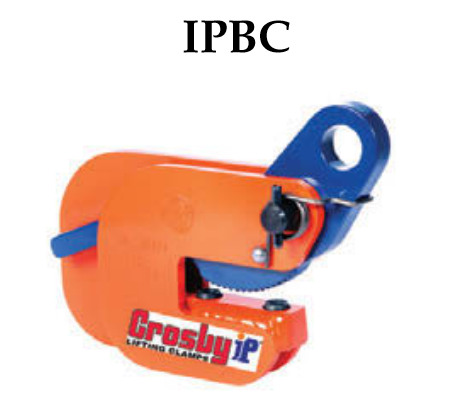 Kẹp nâng hạ Crosby IPBC-IPHGUZ -1-4.5 tấn