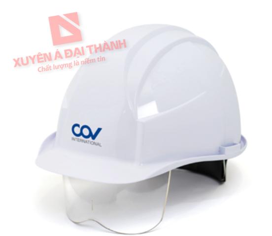 Nón Bảo Hộ Lao Động - COV - Hàn Quốc - Model COVD-H-0909251