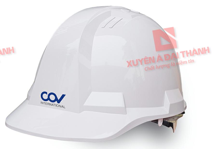 Nón Bảo Hộ Lao Động - COV - Hàn Quốc - Model COV-VINAH-E005