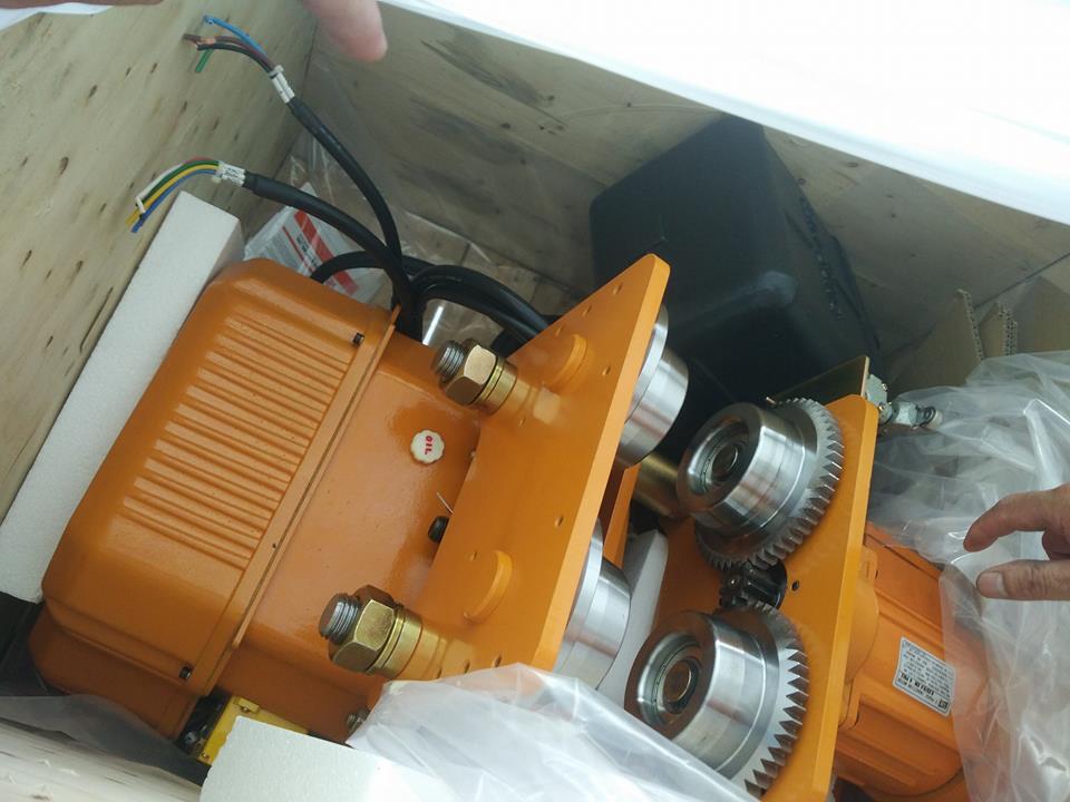Palang xích Điện samsung 250kg SCO_S(D)250/2Point