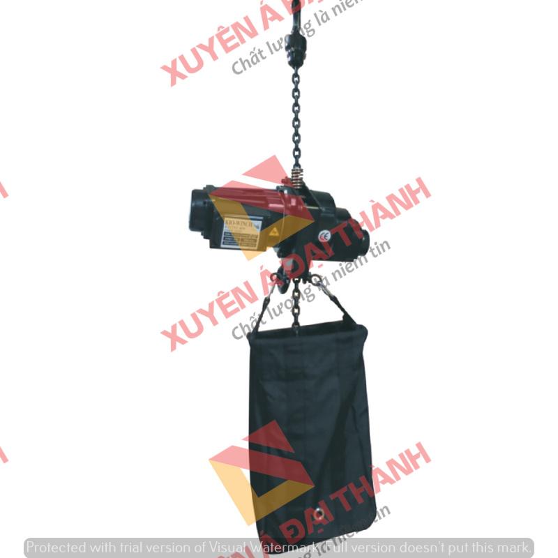 Palang Xích Điện 1 Tấn Cố Định KIO-Winch- Đài Loan- RCH-1000