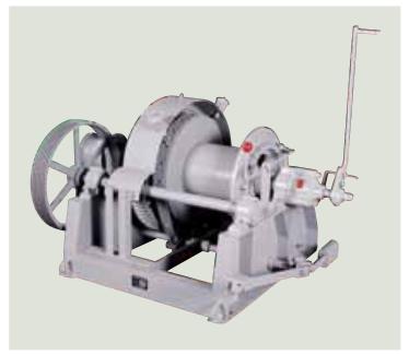 Tời điện Kondotec Nhật Bản 3-15 tấn (Model:LKB/LGB/LKM/LGW)