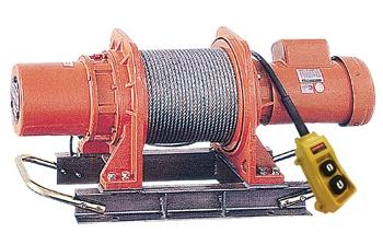 Tời Điện 400kg CWG-10151 x 60m cáp Đài Loan