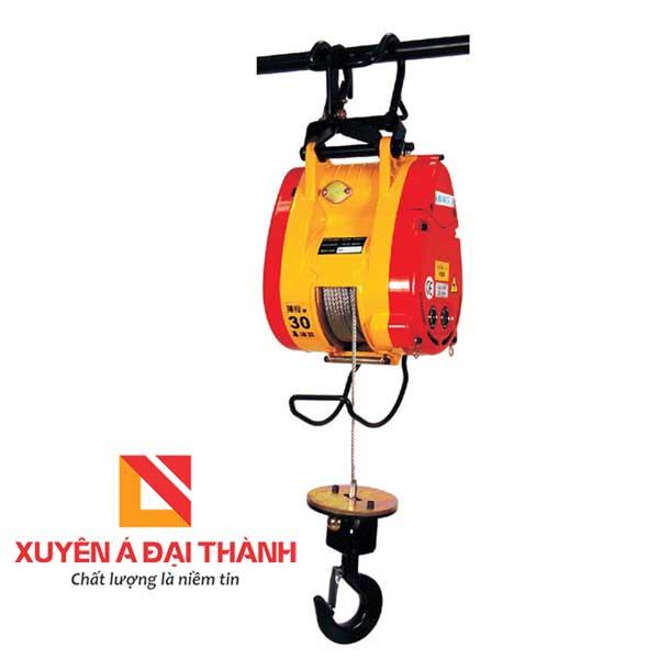 Tời điện treo mini 180kg Đài Loan KIO Winch KIOS-180