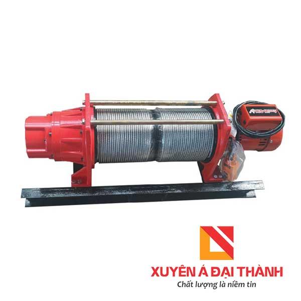 Máy tời điện công nghiệp thang tải hàng 1 tấn - CY-1000S