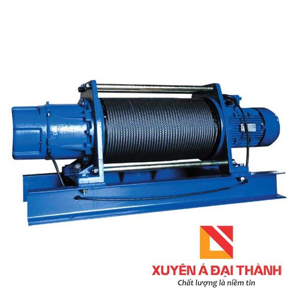Máy tời điện công nghiệp thang tải hàng 5 tấn -KIO-Winch - Đài Loan - CY-5000