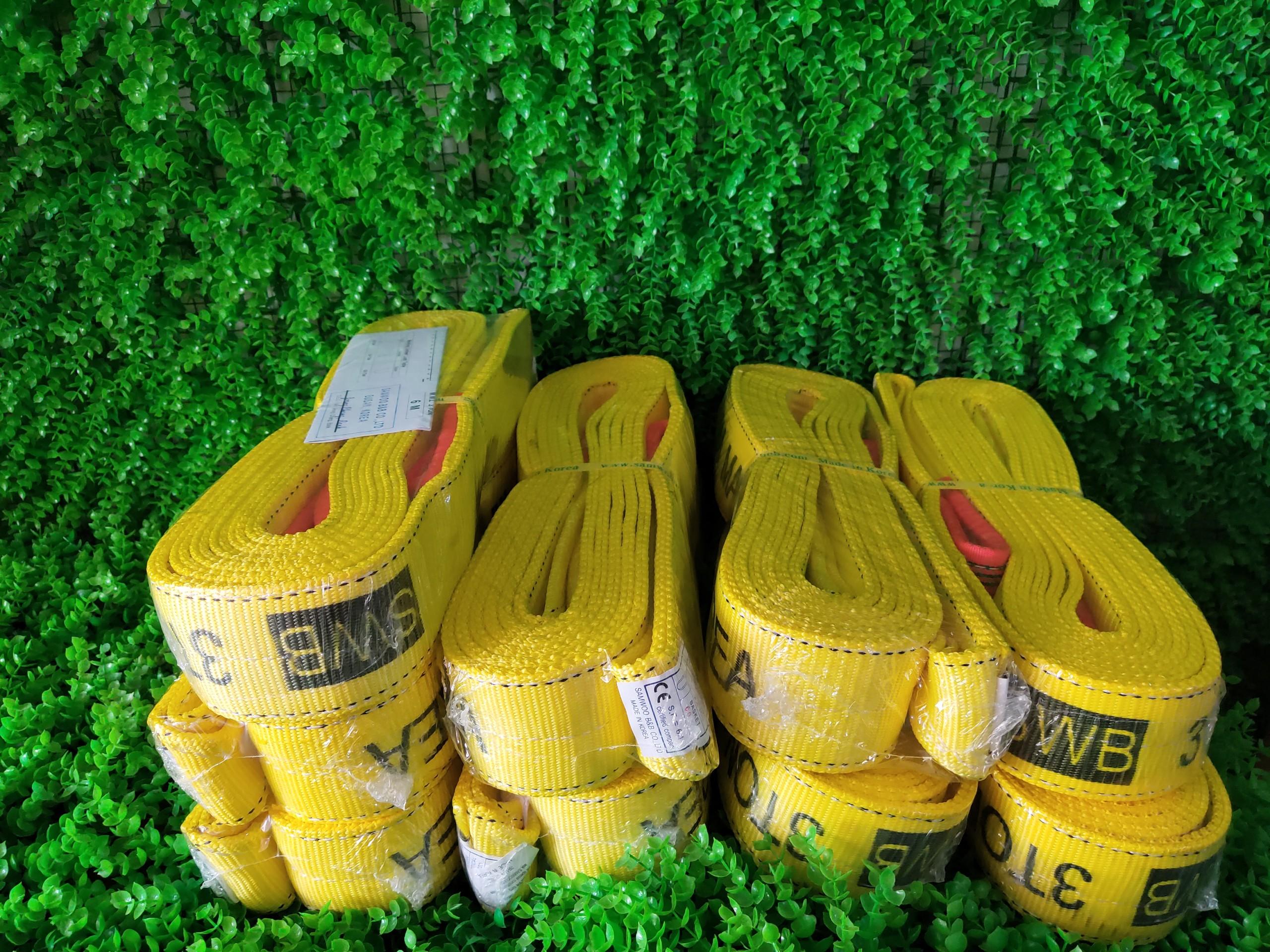 Cáp Bẹ Cẩu Hàng Chất Lượng Cao - Giao Hàng Tận Nơi TPHCM, Đà Nẵng, Hà Nội