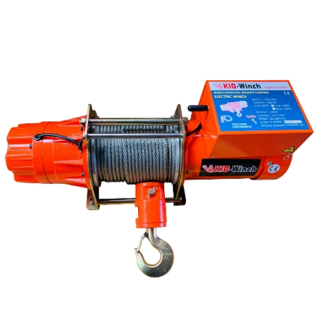 TỜI ĐIỆN KIO WINCH GSW-SERIES (With Wireless Remote Control)