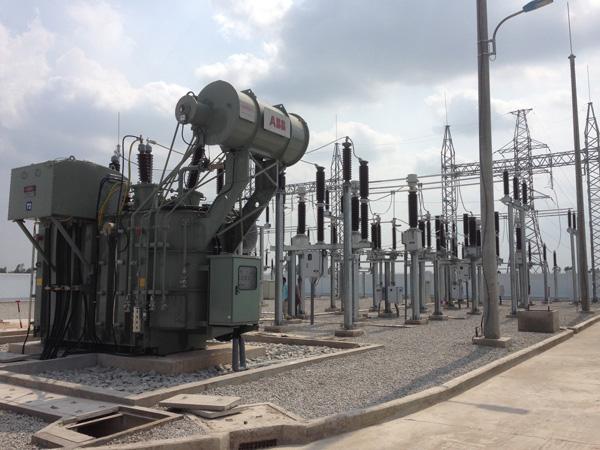 Trạm 110 KV Nhà máy thủy điện Buôn Kuốp