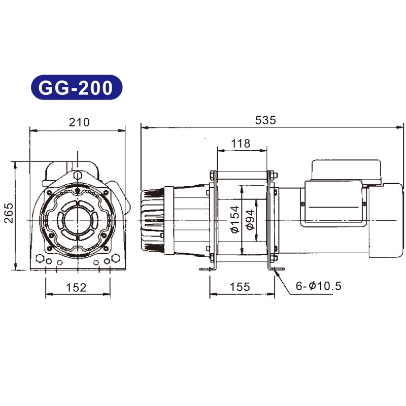 thong-so-Toi-dien-200kg-kio-winch-Dai-loan-GG-200