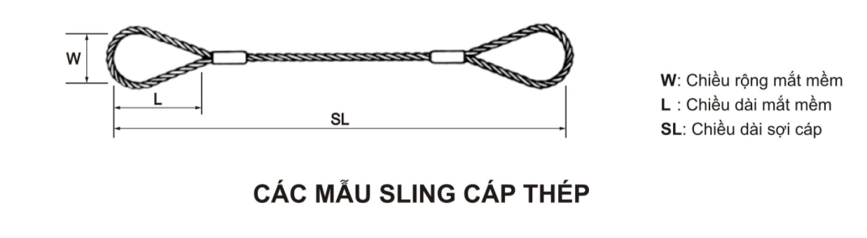 TSKT - SLING - CÁP THÉP